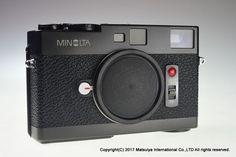 MINOLTA CLE 35mm Rangefinder Film Camera Body Excellent #MINOLTA