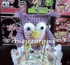 Little owl. ñ__ñ