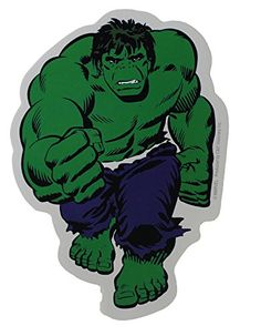 Kids' Scrapbooking Kits - Licenses Products Marvel Comics Retro Hulk Sticker * You can get additional details at the image link.