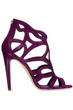 Celebrities who wear, use, or own Christian Dior Spring 2011 Purple Sandals. Also discover the movies, TV shows, and events associated with Christian Dior Spring 2011 Purple Sandals. Purple Sandals, Purple Heels, Stilettos, High Heels, Jimmy Choo, Christian Dior Shoes, Shoe Boots, Shoes Heels, Dior Sandals