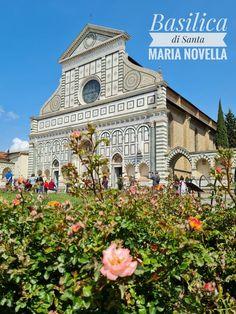 Uma das atrações mais visitadas em Firenze é a Basílica de Santa Maria Novella, localizada na praça homônima, no centro histórico de Firenze, que reúne obras de arte e objetos históricos do setor da pintura, escultura e arquitetura. A igreja foi consagrada em 1420, com a fachada ainda incompleta, que foi finalizada apenas em 1470 pelo arquiteto Leon Batista Alberti.