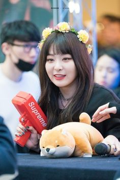 [HQ] 180204 The Perfect Red Velvet Fansigning Event in Goyang - Seulgi