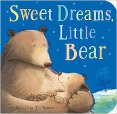 Another adorable bedtime board book.