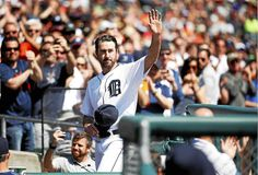 DETROIT >> In the closest voting in recent memory, Justin Verlander earned a narrow victory over Ian Kinsler voting for the 2016 Tiger of the Year award.
