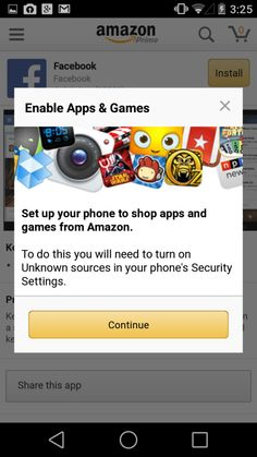 Amazon Quietly Launches A Functional App Store Within Its Main Android Application | TechCrunch