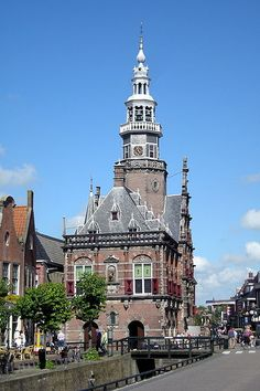 City Hall carillon, Bolsward, The Netherlands