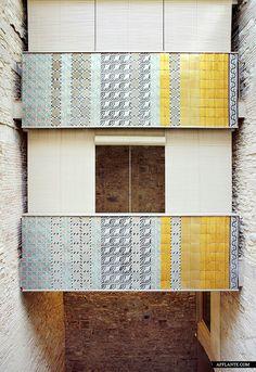 Casa Collage, Bosch Capdeferro Architectures.
