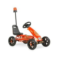 Šlapací kára Foxy Fire Go Kart, Real Fire, Trampolines, Kids Zone, Tricycle, Fire Trucks, Kara, Club, Cool Stuff