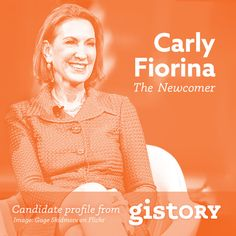 Carly Fiorina is surging in the polls right now, but does she have what it takes to win? https://medium.com/@Gistory/carly-fiorina-the-newcomer-15b8f3817b45 #CarlyFiorina #election2016 #Republican #GOP #businesswoman #newcomer #candidate #profile