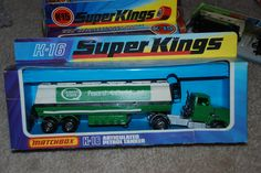 SuperKings -Very rare Canadian issue