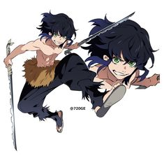 Imágenes random de Kimetsu no Yaiba - Inosuke Hashibira - Wattpad Manga Anime, Fanarts Anime, Anime Demon, Manga Art, Anime Guys, Anime Characters, Anime Art, Demon Slayer, Slayer Anime