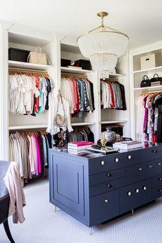Major Closet Envy over Here.