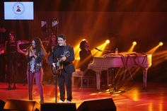 Joy & Alejandro Sanz - Latin GRAMMY Acoustic Session México - 2013