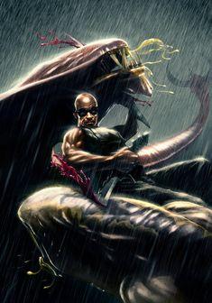 Riddick: Rule the Dark by Caelkriss on DeviantArt