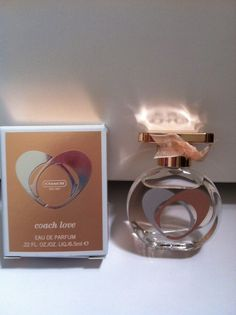 b667d38450 COACH Love Eau De Parfum NEW RELEASE