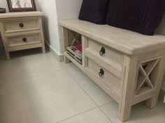 Muebles alcoba