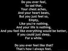 depression hopeless empty careless sad quotes depression quotes ...