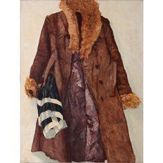 Avigdor Arikha, Anne's Coat