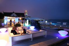 Farol Design Hotel - Luxury on the Rocks in Cascais - Portugal Confidential Hotels In Portugal, Lisbon Portugal, Bar Lounge, The Beautiful Country, Rooftop Terrace, Suites, The Rock, The Good Place, Luxury