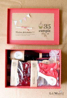 Lola Wonderful_Blog: Cumple para llevar: versión romántica