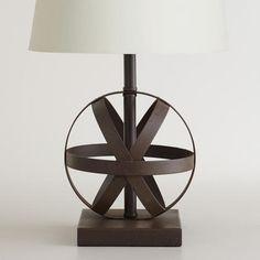 Metal Fox Accent Lamp Base | World Market