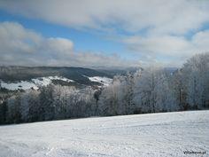 Gromadzyń ski slope, Ustrzyki Dolne