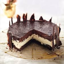 Pete-Goffe Wood's white and dark chocolate truffle cake - Deringa Chocolate Truffle Cake, Chocolate Crepes, Dark Chocolate Truffles, Decadent Chocolate, Delicious Chocolate, Cake Recipes, Dessert Recipes, Desserts, Sweet Recipes