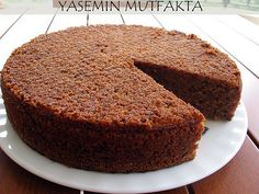 Havuçlu Kek by Yasemin Mutfakta