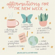 Positive Self Affirmations, Positive Quotes, Self Care Bullet Journal, Vie Motivation, Mental And Emotional Health, Self Care Activities, Affirmation Quotes, Self Improvement Tips, Note To Self