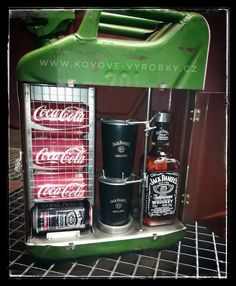 Jerry Can BAR Jack Daniels