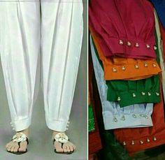 Pakistani Dress Design, Pakistani Outfits, Indian Outfits, Latest Pakistani Fashion, Salwar Designs, Blouse Designs, Designs For Dresses, Pants For Women, Clothes For Women