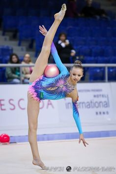 Maria Sergeeva (Russia), junior, Grand Prix (Brno) 2015