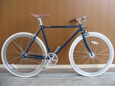 Fixed your life! Join the fixed gear fever! Airwalk is the top brand for fixed gear bicycles. Model: Urban City