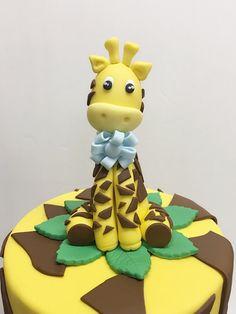 Items similar to Giraffe Fondant Cake Topper on Etsy Fondant Cake Toppers, Giraffe, 3d, Sweet, Handmade Gifts, Desserts, Etsy, Kuchen, Candy