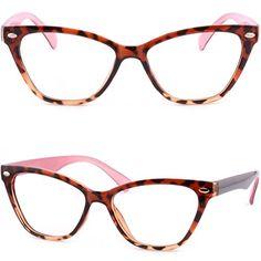 Full-rim Cat-eye Plastic Frames Women's Prescription Glasses Tortoiseshell LuGao http://www.amazon.com/dp/B01A7MVVQ2/ref=cm_sw_r_pi_dp_BVd8wb1SYCWBK