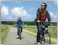 Fietsen in Oostkapelle - tussen Domburg en Oostkapelle ligt een fantastisch fietspad.