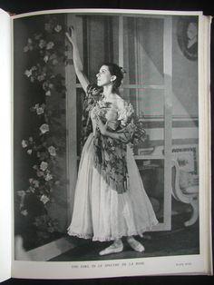 BALLERINA * by GORDON ANTHONY*Further studies of MARGOT FONTEYN. 1945 first ed.