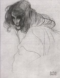 Google Image Result for http://www.non-solo-arte.com/image-files/gustav-klimt-drawing-5.jpg