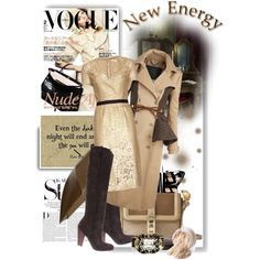 """New Energy"" by tamaraza on Polyvore"