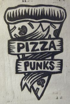 Pizza Punks via empire-state-of-m. You are in the right place about Pizza recette Here we offer you the most beautiful pictures about the white Pizza you are looking for. When you examine the Pizza Grunge Tattoo, Punk Tattoo, I Tattoo, Pizza Tattoo, Pizza Kunst, Pizza Life, Pizza Art, Pizza Pizza, Future Tattoos