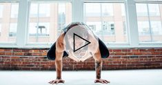 Master Crow Pose With This Balance and Stability Workout