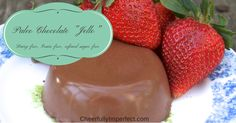 Paleo Chocolate jello substitute – Dark, fudgy and rich!