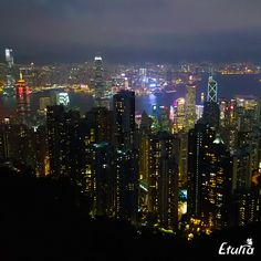 Hong Kong Hong Kong, New York Skyline, Places, Travel, Viajes, Destinations, Traveling, Trips, Lugares