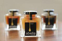 Abella Honey packaging
