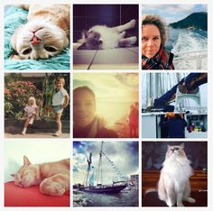 I just turned my Photos into magnets with #Sticky9! Get 15% off your order with FRIENDOZZ9