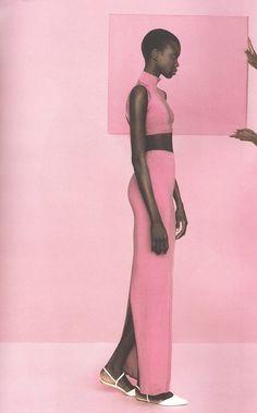 """Nykhor in Bloom"" - by Kasia Bielska for The Lab Magazine #7"