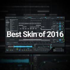 Dark Ableton Skin