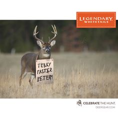 Nice try but we know better... :)  #FridayFunnies #CelebrateTheHunt