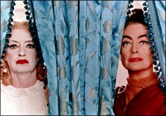 "Bette Davis and Joan Crawford in ""What Ever Happened to Baby Jane?"" (1962)"