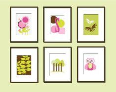 Urban Tickle Nature Prints - great little print shop